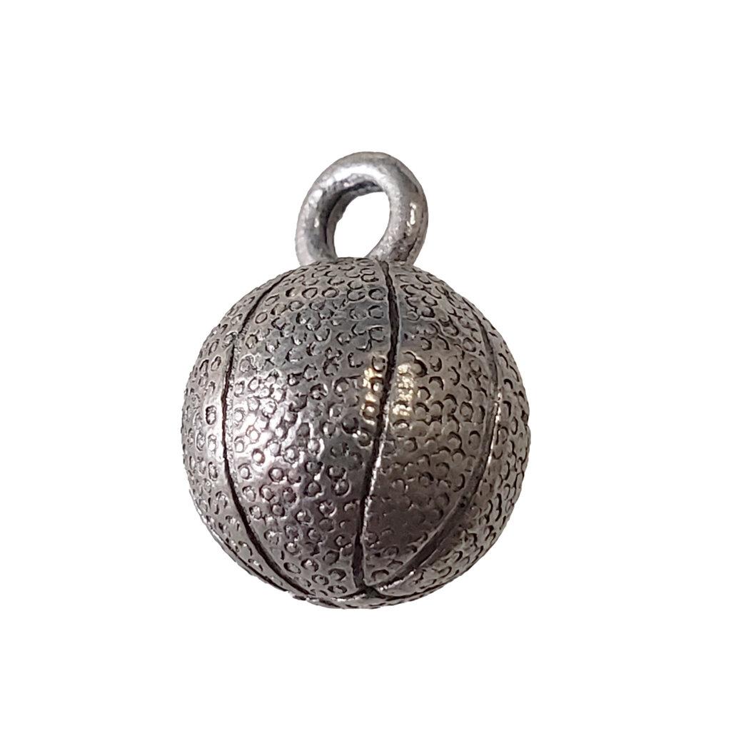 Basketball Charm 11mm