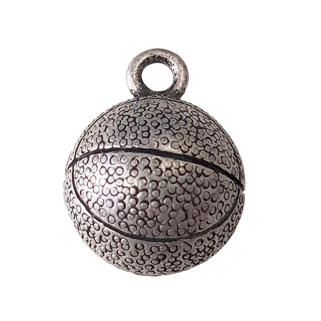 Basketball Charm 15mm