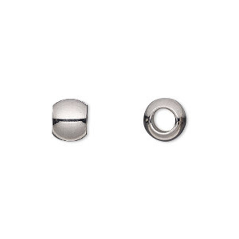 Bead World Stainless Steel Ball with 2mm Hole