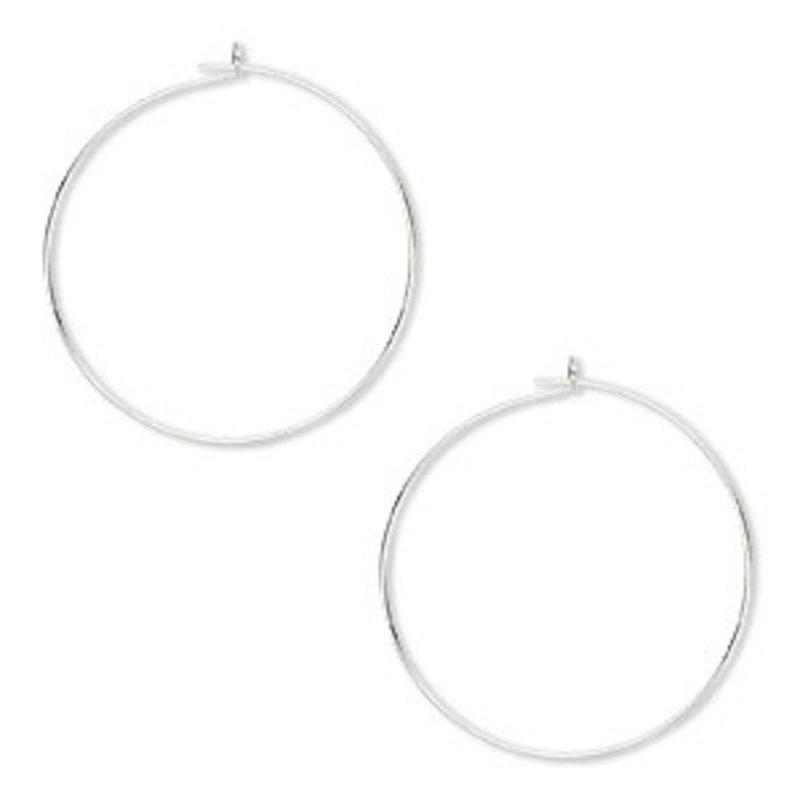 Bead World Stainless Steel Earring Hoop
