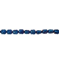 """Buddha Head Hematite Beads 10mm 16"""" Strand"""