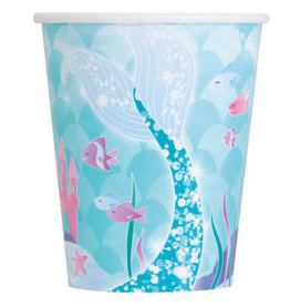 Mermaid  Paper Cups