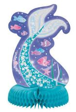 "Mermaid 14"" Honeycomb Centerpeice"