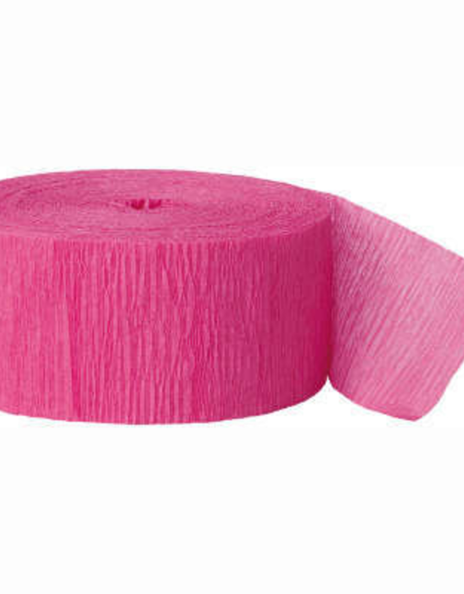 Hot Pink Streamers 81FT