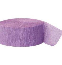 Lavender Streamers