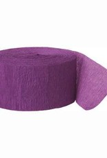 Pretty Purple Streamers 81FT