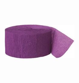 Purple Streamers