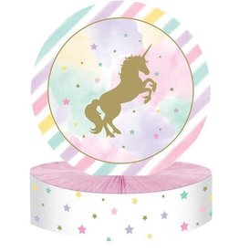 Unicorn Gold Centerpiece