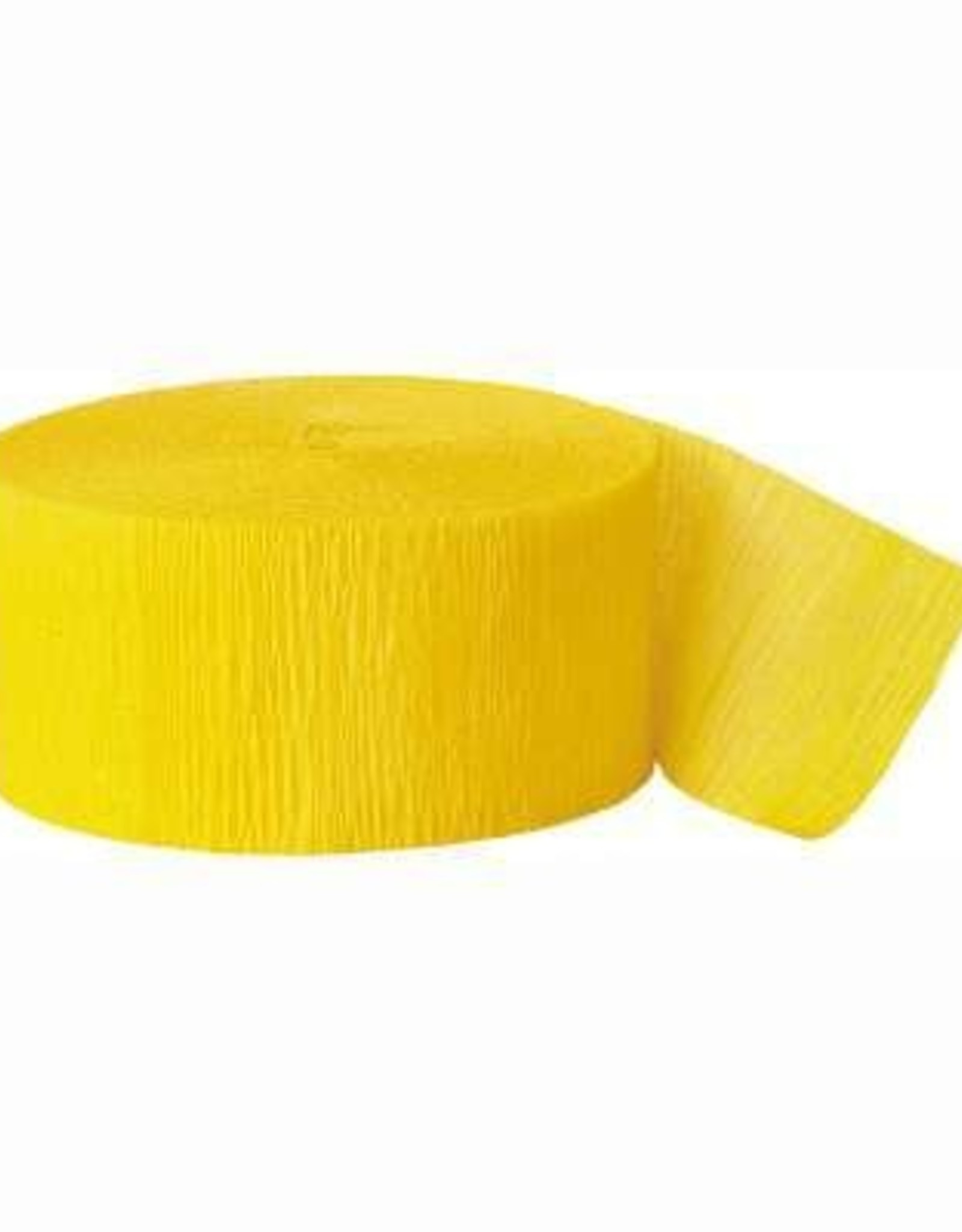 Hot Yellow Streamers 81FT