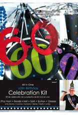 60th Birthday Wearable Kit