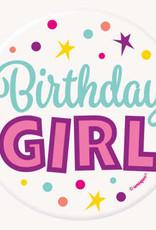 'Birthday Girl' Button