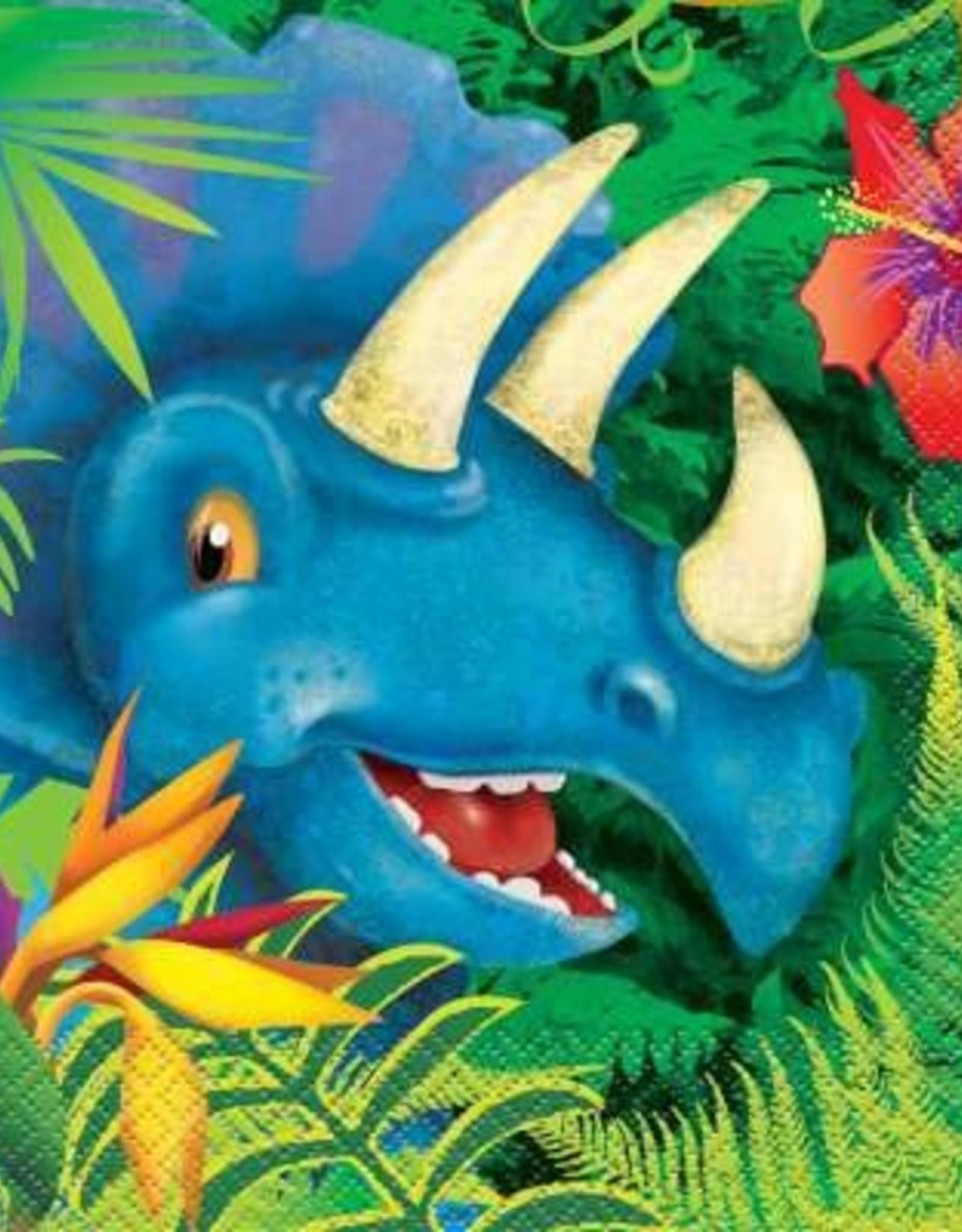 Dinosaur Luncheon Napkins 16ct