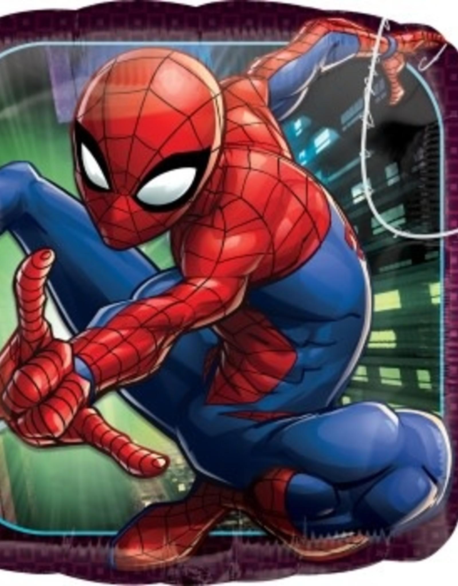 """Spiderman  Foil Balloon 18"""""""