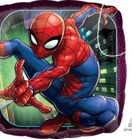 Spiderman  Foil Balloon 18""