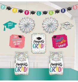 Yay! Grad Room Decorating Kit