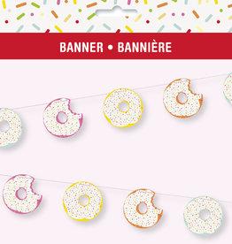 Donut Banner 7FT