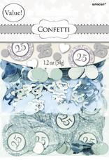 25th Anniversary Confetti 1.2oz