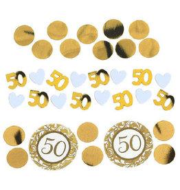 50th Anniversary Confetti 1.2oz