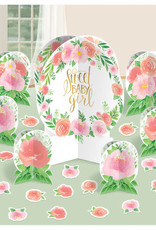 Sweet Baby Girl Table Decorating Kit