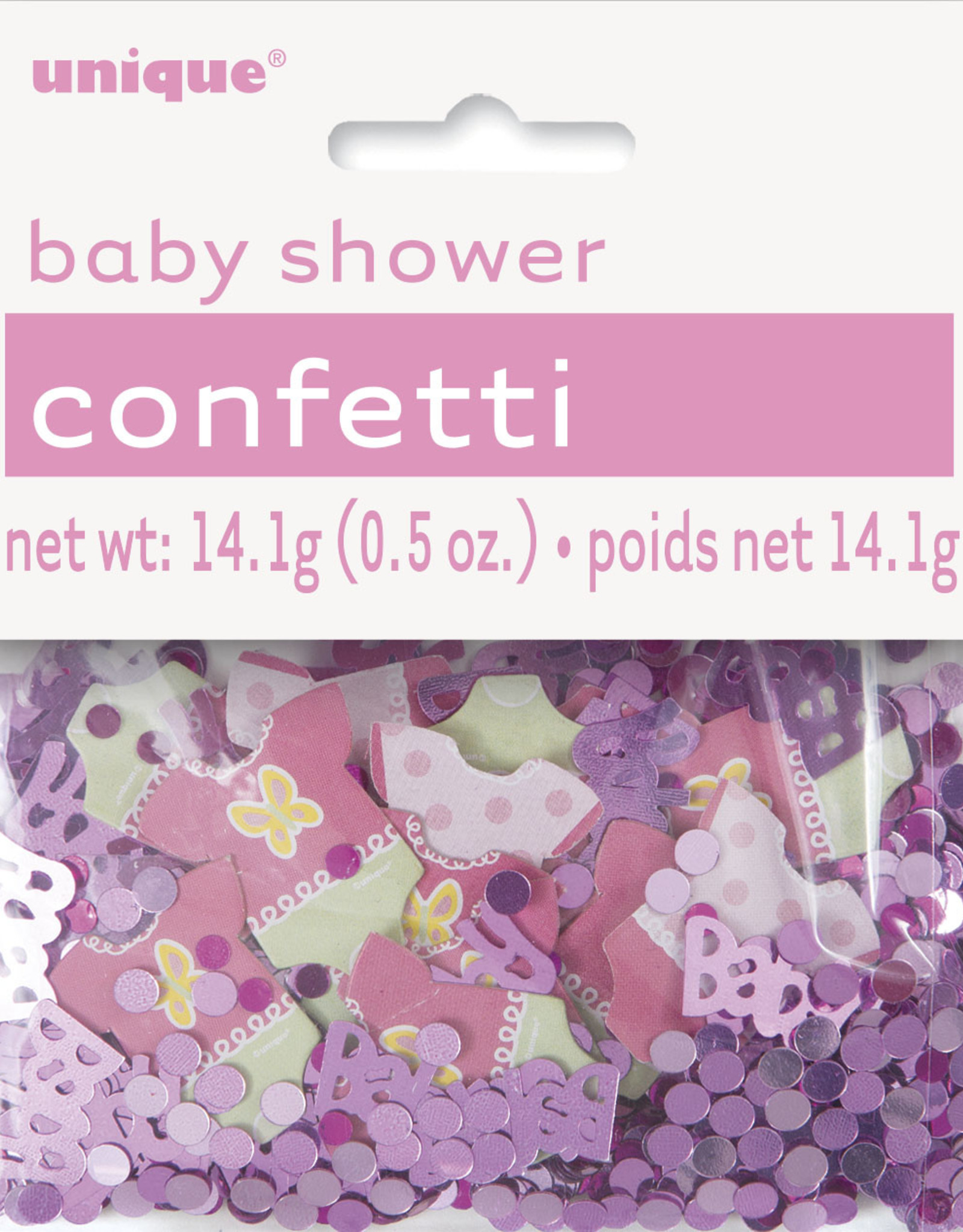 Baby Girl Confetti .5oz