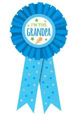 'I'm The Grandpa' Pin