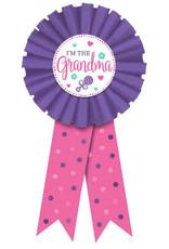 'I'm The Grandma' Pin