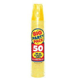 Solo Cups Yellow 50pk 16oz