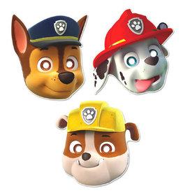 Paw Patrol Masks 8ct
