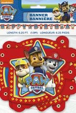 Paw Patrol Letter Banner 6.25FT