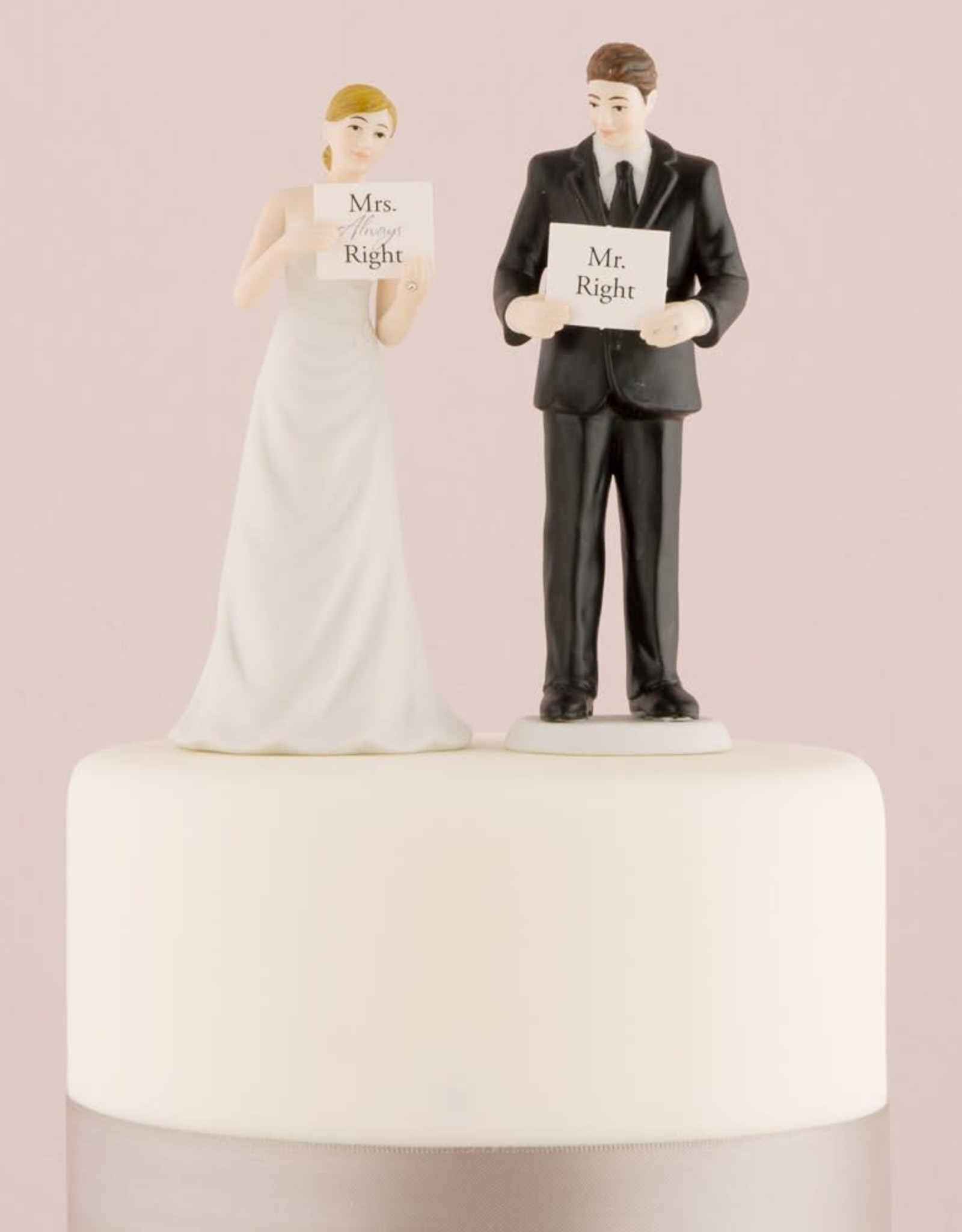 Read My Sign Groom Cake Topper