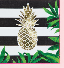 Pineapple Luncheon Napkins 16ct