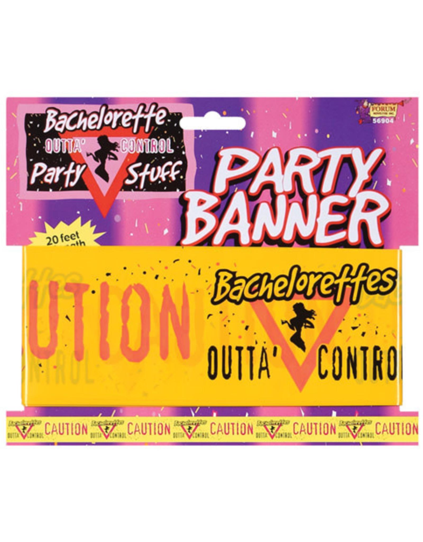 Bachelorette Caution Tape 20FT