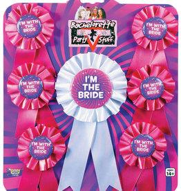 I'm The Bride Pin Set 7CT