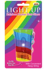 Light Up Pecker Shotglass