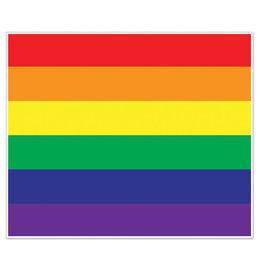 Rainbow Mural 5'x6'