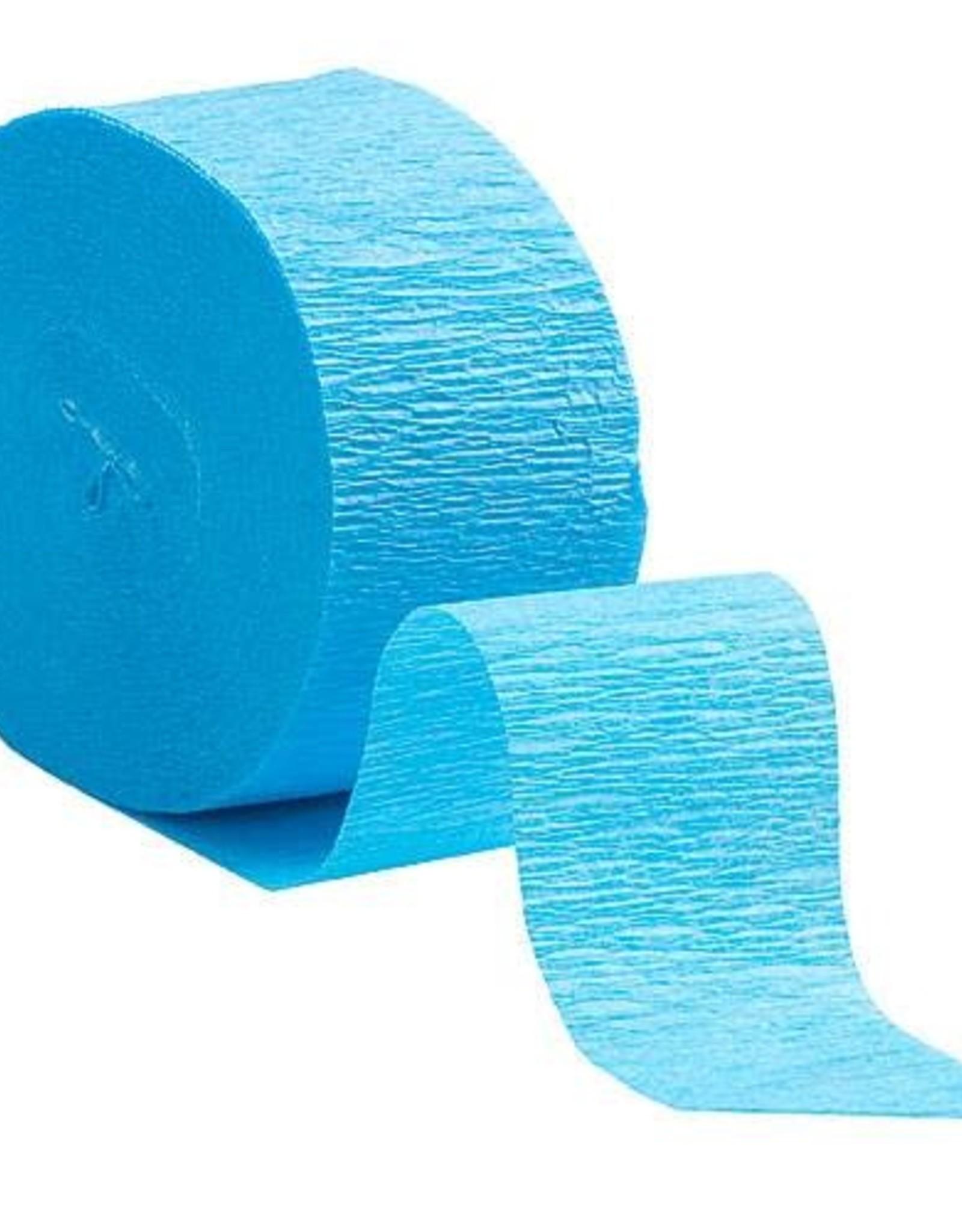 Turquoise Streamer