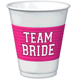 Team Bride Solo Cups 25ct 16oz