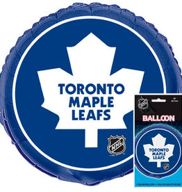 NHL Toronto Foil Balloon 18""