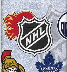 "NHL 54"" x 84"" Plastic Tablecloth"