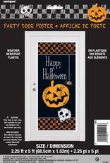 """Halloween Door Poster 27"""" x 60"""""""
