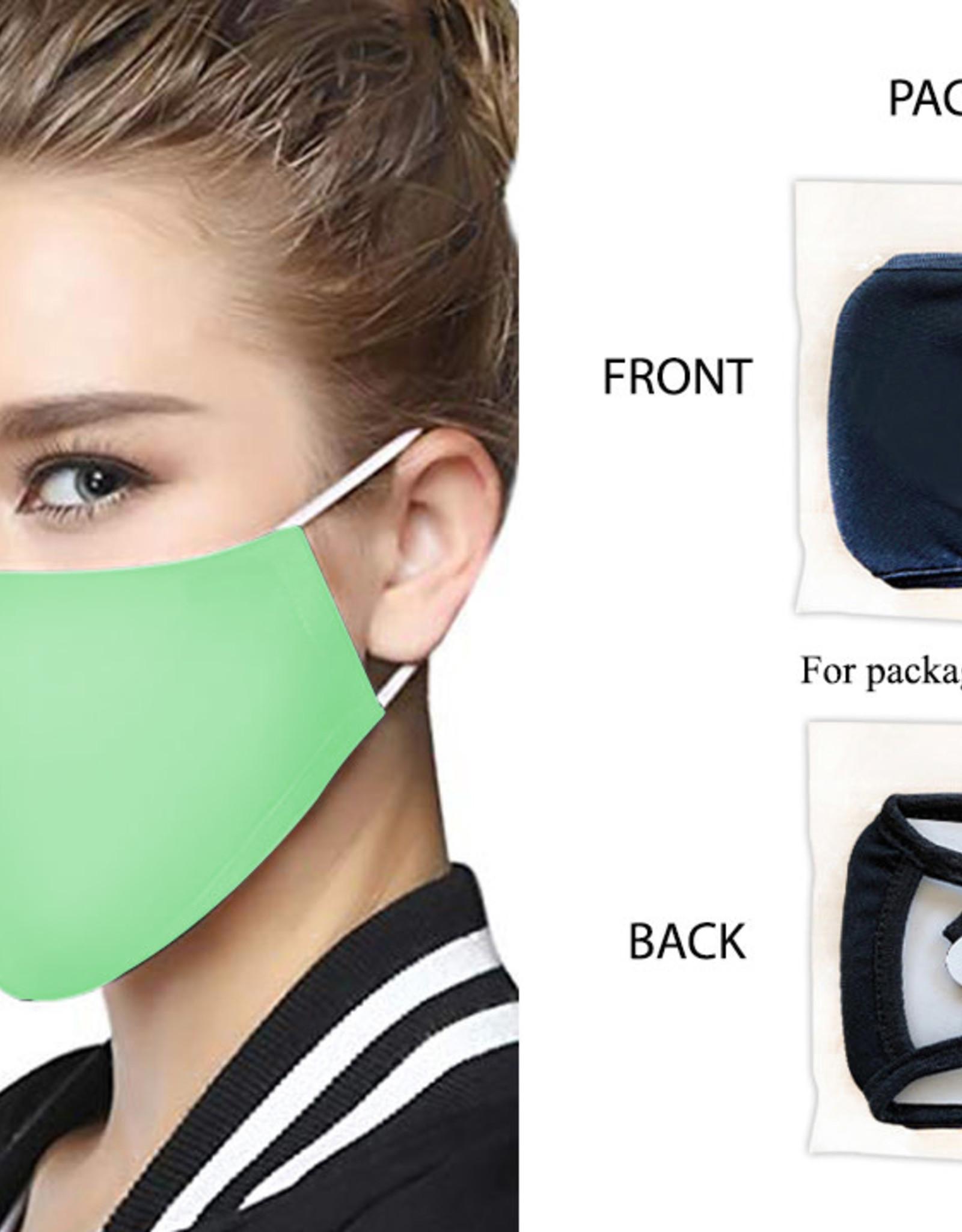 Washable Face Mask - Mint