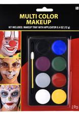 Multicolour Makeup Tray