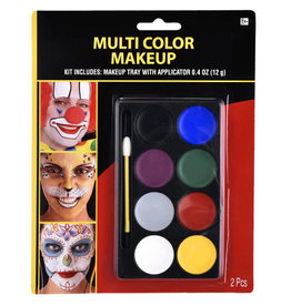 Multicolour Makeup Tray