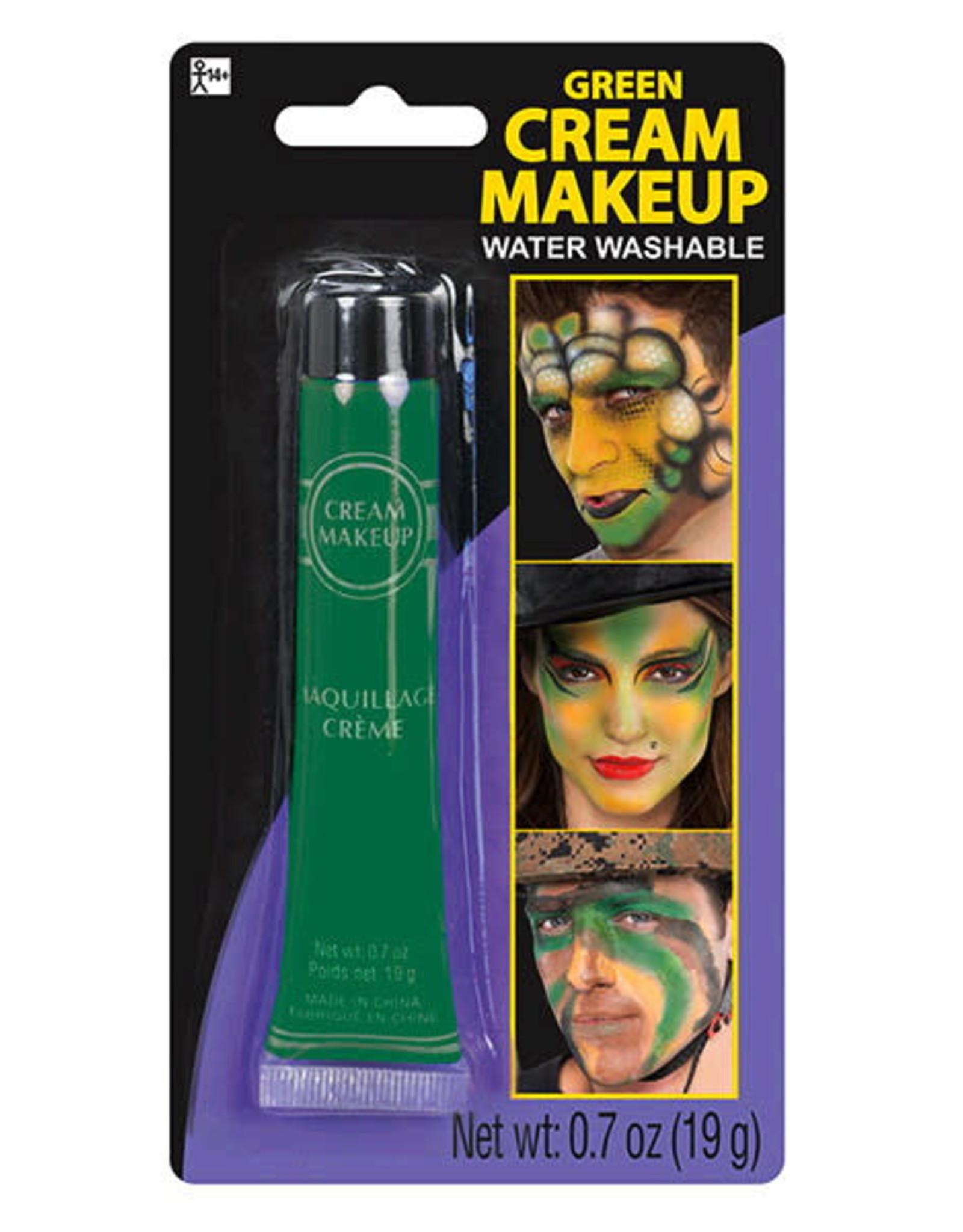 Green Cream Makeup 0.7oz