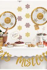 Let's Mistletoe Decorating Kit
