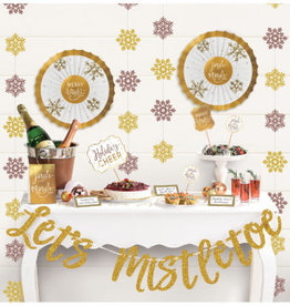 Let's Mistletoe Decorating Kit
