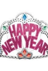 'Happy New Year' Crown