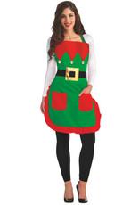 Adult Elf Apron