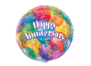 Anniversary Mylar