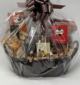 Chocolate Sensation Gourmet Gift Basket